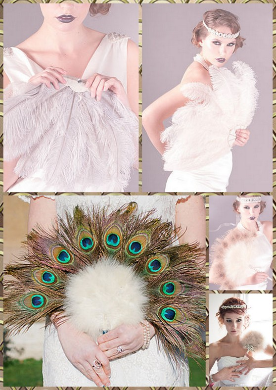 feather fans-britten