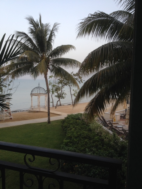 Sandals Whitehouse view