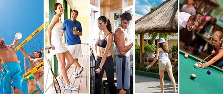 Sandals sports activities