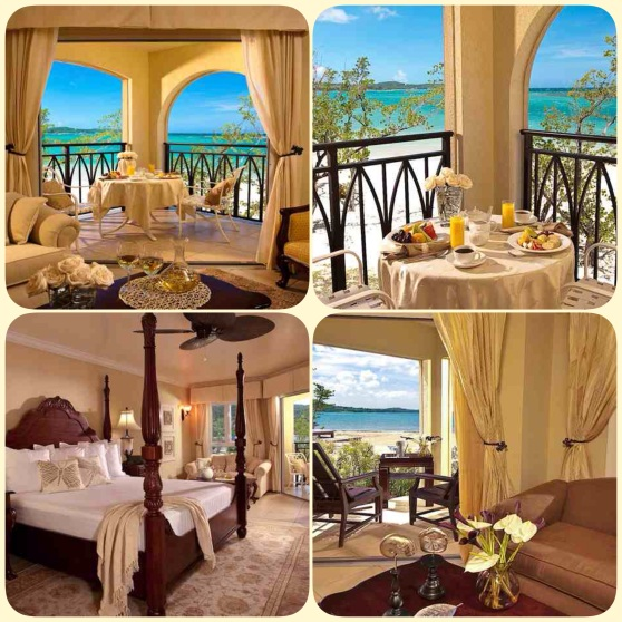 Sandals Whitehouse Europeanean Village & Spa rooms