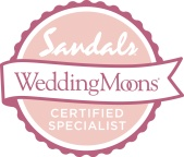 Sandals WeddingMoon Specialist - Marina Ionina Stylish Events