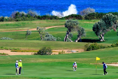 San Domenico Golf Court