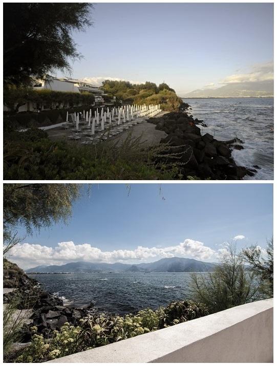Capri and the coastline