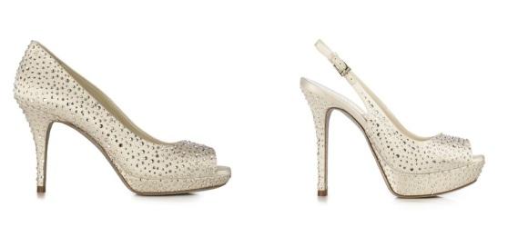 Loriblu wedding shoes