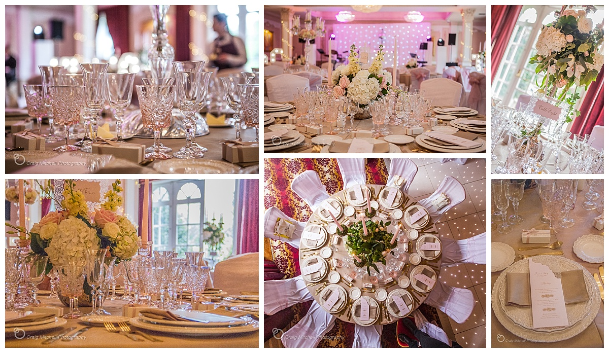 F&G Table Scape - Stylish Events