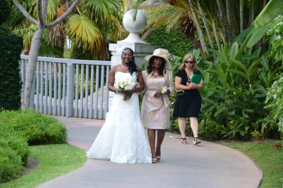 The UK Joined Them For A Week Of Celebrations At Rose Hall Hilton Resort And They Shared Their Emotional Heart Felt Vows In 7th Day Adventist