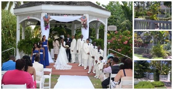 Real Destination Wedding Alisha And Brians Cool Caribbean