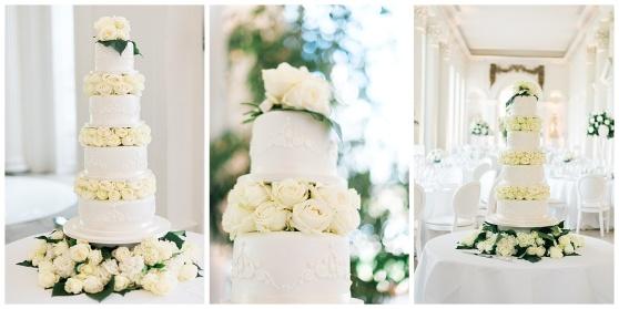 Kensington Palace - Cake