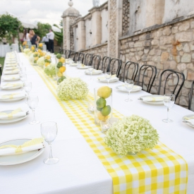 Wedding at Castello Orsini, Italy.